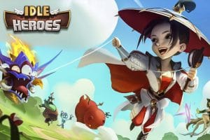 Download Idle Heroes APK - For Android/iOS 12