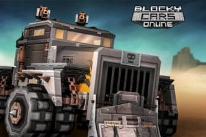 Download Blocky Cars - For Android/iOS 9