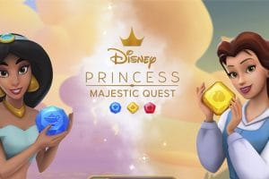 Download Disney Princess Majestic Quest - For Android/iOS 8