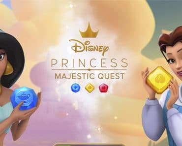 Download Disney Princess Majestic Quest - For Android/iOS 5