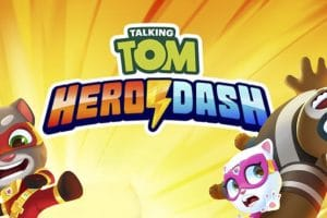 Download Talking Tom Hero Dash - For Android/iOS 8