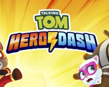 Download Talking Tom Hero Dash - For Android/iOS 3