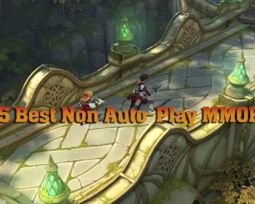TOP 5 Best Non-Auto-Play Mobile MMORPGs To Put Your Skills on Test 7