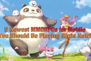 5 Newest MMORPGs for Mobile That You Should Be Playing Right Now 8