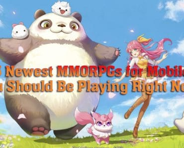 5 Newest MMORPGs for Mobile That You Should Be Playing Right Now 4