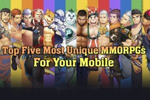 Top Five Most Unique MMORPGs For Your Mobile 7