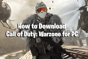 How to Download Call of Duty: Warzone for Android/iOS/PC 11