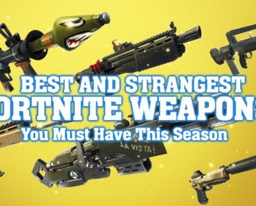Fornite Weapons