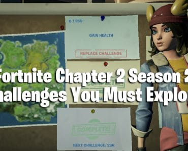 NEW Fortnite Challenges That You Should Definitely Explore Before the Season Ends 7