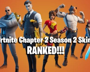 NEW Fortnite Chapter 2 Season 2 Skins RANKED! 4