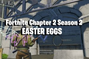Fortnite Chapter 2 Season 2 Easter Eggs That You Should Not Miss 8