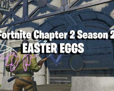 Fortnite Chapter 2 Season 2 Easter Eggs That You Should Not Miss 5