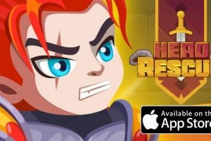 download hero rescue on ios