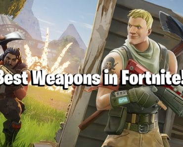 The Best Fortnite Weapons You Must Have to Win Matches 9