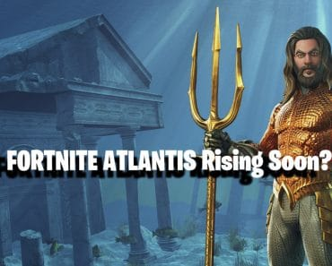 Fortnite Update: Is Fortnite Atlantis Rising Soon? 5