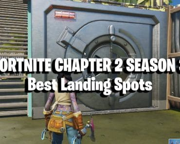 Fortnite Chapter 2 Season 3 Best Landing Spots So Far 5