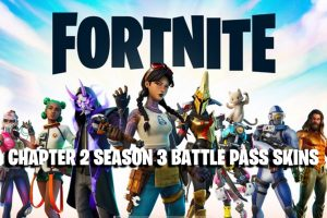 Check Out All These Awesome Fortnite Chapter 2 Season 3 Battle Pass Skins 9