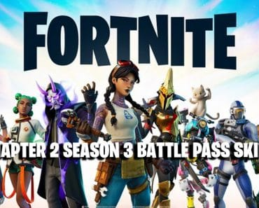 Check Out All These Awesome Fortnite Chapter 2 Season 3 Battle Pass Skins 5