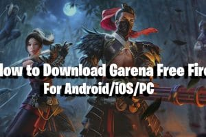 How To Download Garena Free Fire For Android/iOS/PC 9