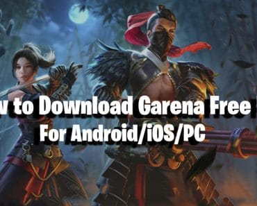 How To Download Garena Free Fire For Android/iOS/PC 1