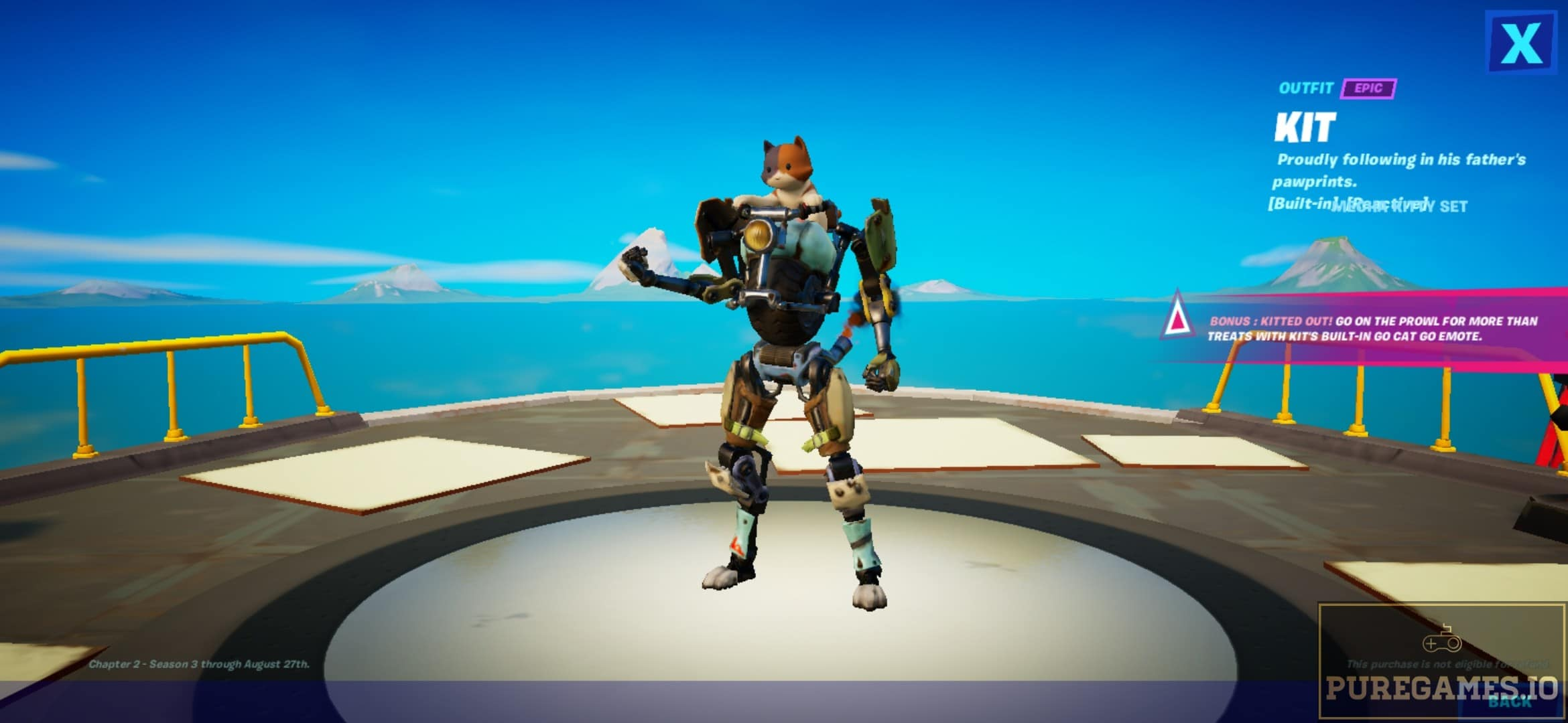 Awesome Fortnite Chapter 2 Season 3 Battle Pass Skins