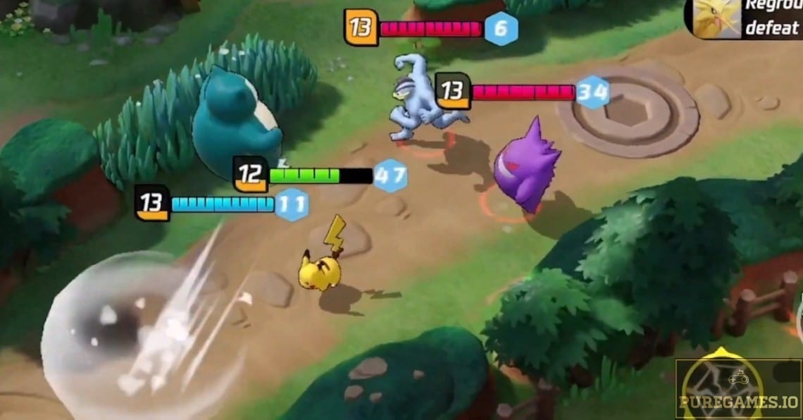 Pokemon Unite Coming To Android And Ios Soon Puregames